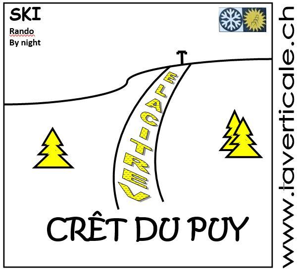 La Verticale Cret-du-Puy